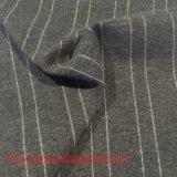 Tecido de poliéster Spandex para lubrificar as calças de malha de Rayon Garment