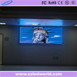 P3 광고를 위한 실내 풀 컬러 조정 LED 표시 널 전시 (세륨, RoHS, FCC, CCC)