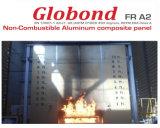 終わる金Mirro耐火性にするアルミニウム合成のパネル(GMF 022)を