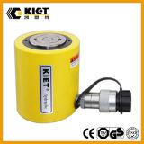 Cylindre hydraulique à simple effet de hauteur inférieure