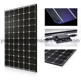 Panneau solaire monocristallin direct de la vente 250W d'usine