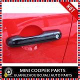De auto Bijkomende ABS Materiële Zwarte Dekking van het Handvat van de Deur van de Stijl voor het Model van de Apostaat (4PCS/SET)