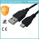 Varón de la alta calidad al cable de extensión femenino del USB
