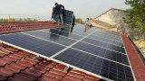 주식에 있는 최신 싼 100W150W 200W 250W 300W 단청 많은 태양 전지판