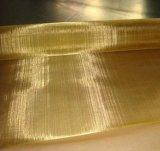 Paño de acoplamiento de cobre amarillo para el líquido y el gas de filtración