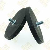 Forte base magnetica eccellente usata per tenere indicatore luminoso sul tetto dell'automobile