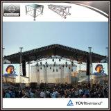 Fascio di alluminio della fase di illuminazione di concerto del fascio di evento del DJ del fascio esterno di prestazione
