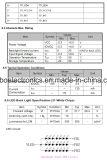 """étalage de TFT LCD de 8.0 """" 800X1280 Mipi, Hx8394, 39pin, pour la position, sonnette, médicale"""