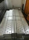 Galvanisierte Stahlplanke für Aufbau-Baugerüst