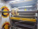 Máquina de Rewinder de la cortadora de la torreta para la película plástica