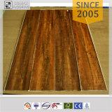 Plancher en bois de verrouillage de vinyle de PVC de série