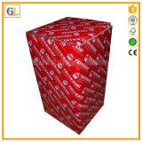 Печатание бумажной коробки коробки полных цветов изготовленный на заказ упаковывая