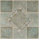 Mattonelle di pavimento di marmo geometriche del PVC Vinly del bastone di auto