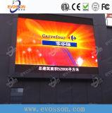 Openlucht SMD RGB P10 die het LEIDENE Scherm van de Vertoning adverteren