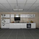 Moderne Lack-Küche-Schrank-Möbel mit Customed Entwurf