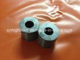 Tubo di ceramica con poche perdite nero del tubo del silicone Nitride/Si3n4