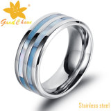 Exsr64A Será un anillo de acero inoxidable convertir su dedo verde