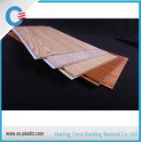 Panneau de plafond de laminage de PVC pour la décoration de mur de PVC de garage