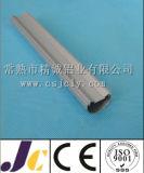 Tubo di alluminio anodizzato di lucidatura e di spazzolatura, tubo di alluminio rotondo (JC-C-90034)