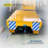 5 Apparatuur van de Behandeling van het Materiaal van het Voertuig van de Zware Ladingen van de ton de Spoor Geleide