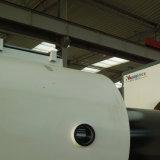 Abwasser-Rohr-Extruder-Plastikstrangpresßling-Zeile