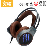 Hz-122 3.5 Stereo Computer Gaming Audio Casque avec microphone