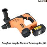 Nz80-01 SDS Plus Electrical Hammer met Li-IonenBattery en Dust Collection voor Decoration
