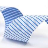 La cinta de poliéster de líneas verticales para prendas de vestir