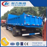 Dongfengの液化天然ガス販売のためのダンプトラック8トンの