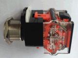interruttore di pulsante del metallo di 10A 660V LED