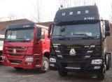판매를 위한 중국 트럭 헤드 Sinotruk HOWO 트랙터 트럭