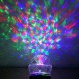 防水夜景色の炎ライト映写用電球