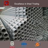 Pre-galvanizado tubo de acero sin costura