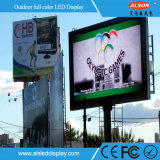 Stable Capacité extérieure P8 DIP LED Display Sign