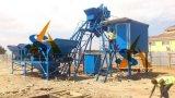90 kubieke Concrete het Mengen zich van Meters Installatie