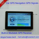 """"""" Auto billig 4.3 Portablet InGedankenstrich GPS-Nautiker mit 128MB DDR, 4GB, FM, BT, TMC, ISDB-T Fernsehapparat, GPS-Karte GPS-Navigation G-4306"""