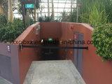높은 Quanlity 스테인리스 또는 강철 물자 벽 마운트 철회 가능한 벨트 방벽