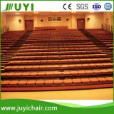 Jy-768r Grandstand Seating System Indoor Bleacher avec Matel Leg Fabric Chair