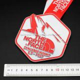 Medalla corriente de Chanllenge del deporte de la concesión barata de encargo de la raza