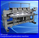 Компьютера машины вышивки верхнего качества 4 машина Ho1504c вышивки функции головного Multi