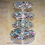 En acrylique transparent Présentoir Bijoux Rack et prix bon marché