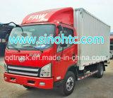 Mini camion neuf de camion de 6t Sinotruk avec le moteur diesel