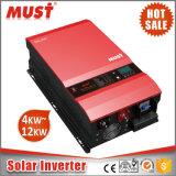 ホームのための低周波8kw 48Vの太陽エネルギーインバーター