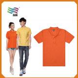 人および女性(HYT-s 022)のための卸し売りブランクカスタムTシャツ