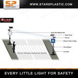 Signe de circulation solaire piétons intelligent pour la sécurité routière