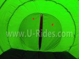 Túnel inflable del gusano del nuevo del diseño de la oruga juguete inflable del túnel para el alquiler del acontecimiento