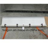 Obturadores instalados exteriores versáteis do rolo do indicador
