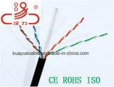 Крытый напольный кабель кабельной сети кабеля CAT6 CCA Cat5e/кабель компьютера/кабель данных/кабель связи/тональнозвуковые кабель/разъем