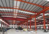 Edifício fabricado do aço estrutural de Q235 Q345b para a fábrica da oficina do armazém