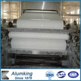 La couleur enduite a enduit le constructeur d'une première couche de peinture en aluminium de bobines d'acier inoxydable